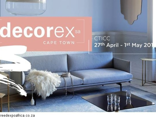 Decorex Cape Town 2018 features Gardner Interior Concepts