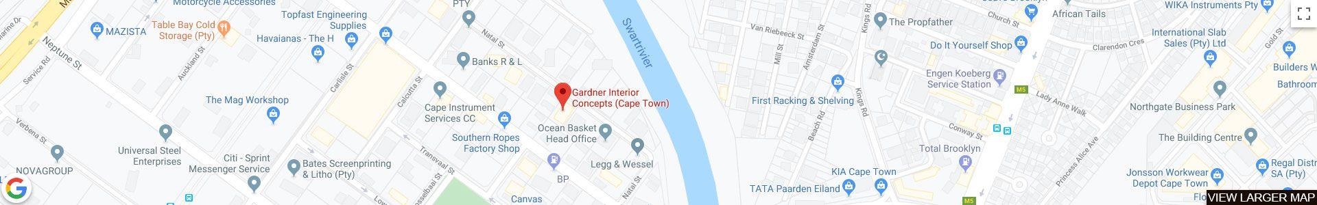 Gardint-Map